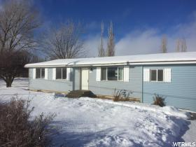 Home for sale at 3336 W 1500 North, Maeser, UT  84078. Listed at 174900 with 4 bedrooms, 2 bathrooms and 1,536 total square feet