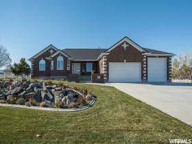 Home for sale at 14572 S 2700 West, Bluffdale, UT  84065. Listed at 575000 with 6 bedrooms, 4 bathrooms and 4,645 total square feet