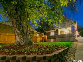 Home for sale at 546 N Wall St, Salt Lake City, UT 84103. Listed at 450000 with 3 bedrooms, 2 bathrooms and 2,098 total square feet