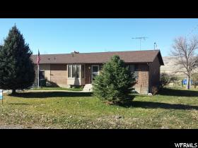 Home for sale at 580 S 200 West, Mona, UT 84645. Listed at 224900 with 4 bedrooms, 3 bathrooms and 2,308 total square feet