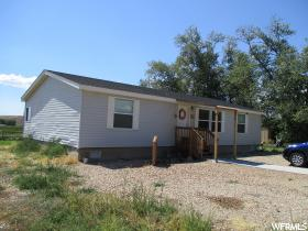 Home for sale at 22113 W 3720 South, Duchesne, UT 84021. Listed at 280000 with 3 bedrooms, 2 bathrooms and 1,577 total square feet