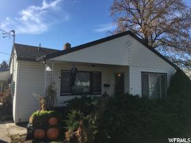 Home for sale at 80 W 200 South, Smithfield, UT 84335. Listed at 139900 with 4 bedrooms, 1 bathrooms and 1,601 total square feet