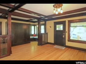 Home for sale at 129 N F St, Salt Lake City, UT 84103. Listed at 589900 with 5 bedrooms, 4 bathrooms and 2,530 total square feet