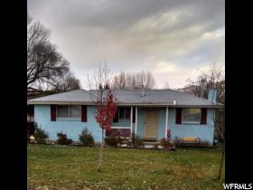Home for sale at 322 E 100 North, Morgan, UT 84050. Listed at 199000 with 4 bedrooms, 1 bathrooms and 1,760 total square feet