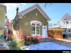 Home for sale at 316 E Second Ave, Salt Lake City, UT 84103. Listed at 314900 with 2 bedrooms, 2 bathrooms and 810 total square feet