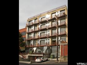 Home for sale at 163 W 200 South #308, Salt Lake City, UT 84101. Listed at 287000 with 2 bedrooms, 1 bathrooms and 792 total square feet