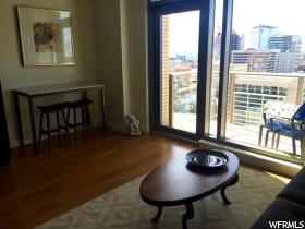 Home for sale at 99 W South Temple #1803, Salt Lake City, UT 84101. Listed at 310000 with 0 bedrooms, 1 bathrooms and 634 total square feet
