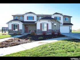 Home for sale at 671 Rifleman Dr, Farmington, UT  84025. Listed at 454900 with 4 bedrooms, 3 bathrooms and 3,212 total square feet