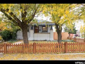 Home for sale at 802 S 1200 East, Salt Lake City, UT 84102. Listed at 537500 with 4 bedrooms, 2 bathrooms and 2,180 total square feet