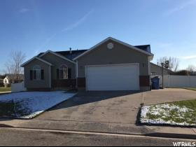 Home for sale at 815 W 250 North, Hyrum, UT  84319. Listed at 239900 with 5 bedrooms, 3 bathrooms and 2,450 total square feet