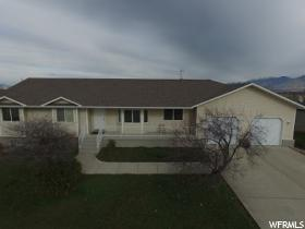 Home for sale at 615 W 2600 South, Nibley, UT 84321. Listed at 449900 with 5 bedrooms, 4 bathrooms and 4,288 total square feet