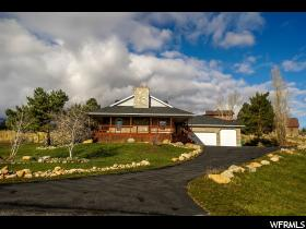 Home for sale at 3415 N Foothill Ln, Eden, UT 84310. Listed at 375000 with 4 bedrooms, 3 bathrooms and 3,760 total square feet