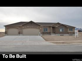 Home for sale at 4791 N Eva Ct #110, Erda, UT 84074. Listed at 377170 with 3 bedrooms, 2 bathrooms and 3,228 total square feet