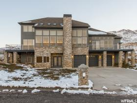 Home for sale at 5314 E Elkhorn Cir, Eden, UT 84310. Listed at 945000 with 4 bedrooms, 4 bathrooms and 5,474 total square feet