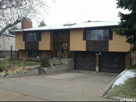 Home for sale at 4277 S 390 East, Murray, UT 84107. Listed at 299900 with 4 bedrooms, 3 bathrooms and 2,440 total square feet