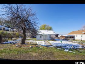 Home for sale at 1662 S Main St, Springville, UT  84663. Listed at 173000 with 2 bedrooms, 1 bathrooms and 750 total square feet