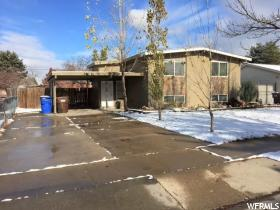 Home for sale at 316 W Marquette, Midvale, UT 84047. Listed at 245000 with 4 bedrooms, 2 bathrooms and 1,792 total square feet