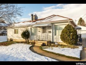 Home for sale at 2241 E Claybourne Ave, Millcreek, UT 84109. Listed at 369900 with 3 bedrooms, 2 bathrooms and 2,096 total square feet