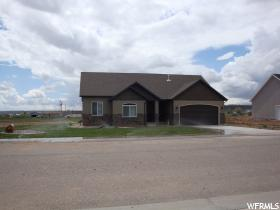 Home for sale at 208 E 1875 South, Roosevelt, UT 84066. Listed at 254900 with 4 bedrooms, 3 bathrooms and 3,610 total square feet