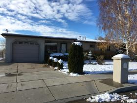Home for sale at 5247 S 2425 West, Roy, UT  84067. Listed at 149900 with 3 bedrooms, 2 bathrooms and 1,099 total square feet