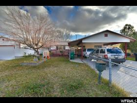 Home for sale at 2005 W 4700 South, Roy, UT  84067. Listed at 150000 with 6 bedrooms, 3 bathrooms and 2,630 total square feet