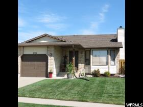 Home for sale at 2029 W 1245 South, Syracuse, UT  84075. Listed at 197000 with 3 bedrooms, 2 bathrooms and 1,658 total square feet