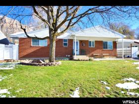 Home for sale at 172 S Quincy, Ogden, UT 84404. Listed at 189000 with 3 bedrooms, 2 bathrooms and 2,334 total square feet
