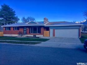 Home for sale at 4521 S Julep Dr, Murray, UT 84107. Listed at 379999 with 5 bedrooms, 3 bathrooms and 2,836 total square feet