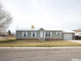 Home for sale at 663 N 400, Richfield, UT  84701. Listed at 115000 with 3 bedrooms, 2 bathrooms and 1,296 total square feet