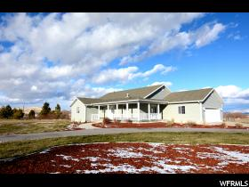 Home for sale at 836 N 6400 West, Mendon, UT  84325. Listed at 375000 with 4 bedrooms, 4 bathrooms and 3,506 total square feet