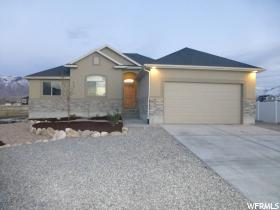 Home for sale at 4364 N Rose Springs  Rd, Erda, UT 84074. Listed at 338500 with 5 bedrooms, 2 bathrooms and 3,130 total square feet