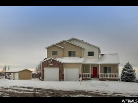 Home for sale at 7634 S 620 West, Willard, UT 84340. Listed at 295000 with 5 bedrooms, 4 bathrooms and 2,700 total square feet