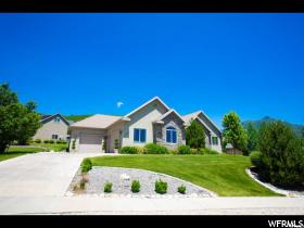 Home for sale at 1097 W Lime Cyn, Midway, UT 84049. Listed at 724900 with 5 bedrooms, 4 bathrooms and 4,656 total square feet