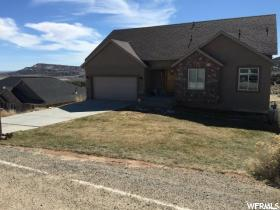 Home for sale at 3395 W 1800 South, Maeser, UT  84078. Listed at 224900 with 4 bedrooms, 3 bathrooms and 3,228 total square feet