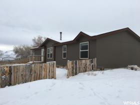 Home for sale at 85 N 400 West, Manila, UT 84046. Listed at 139900 with 4 bedrooms, 2 bathrooms and 1,512 total square feet