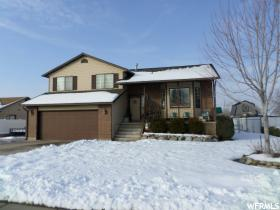 Home for sale at 1794 S Allison Way, Syracuse, UT 84075. Listed at 242900 with 4 bedrooms, 3 bathrooms and 2,207 total square feet