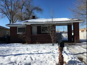 Home for sale at 3249 Ogden Ave, Ogden, UT  84401. Listed at 114900 with 2 bedrooms, 1 bathrooms and 1,350 total square feet