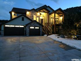 Home for sale at 3968 E Yakima Way, Eagle Mountain, UT 84005. Listed at 498900 with 4 bedrooms, 4 bathrooms and 3,862 total square feet