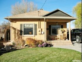 Home for sale at 177 E 200 North, Richfield, UT  84701. Listed at 109000 with 2 bedrooms, 1 bathrooms and 758 total square feet