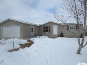 Home for sale at 196 W 2050 South, Vernal, UT  84078. Listed at 65000 with 3 bedrooms, 2 bathrooms and 1,404 total square feet