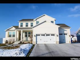 Home for sale at 1692 W Spring Meadow Ln, Farmington, UT 84025. Listed at 480000 with 6 bedrooms, 3 bathrooms and 4,243 total square feet
