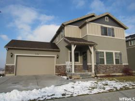 Home for sale at 5194 W Windom Rd, Herriman, UT  84096. Listed at 303700 with 4 bedrooms, 4 bathrooms and 2,625 total square feet
