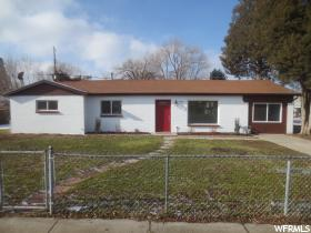 Home for sale at 4784 S 4420 West, Kearns, UT 84118. Listed at 239000 with 4 bedrooms, 3 bathrooms and 1,542 total square feet