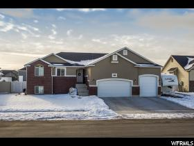 Home for sale at 4375 W 5750 South, Hooper, UT  84315. Listed at 317900 with 4 bedrooms, 2 bathrooms and 2,794 total square feet