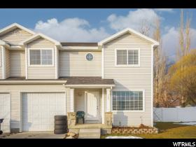 Home for sale at 739 E 150 North, Springville, UT 84663. Listed at 204900 with 3 bedrooms, 3 bathrooms and 1,641 total square feet