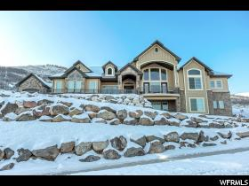 Home for sale at 5279 W Rolling Brook Dr, Herriman, UT  84096. Listed at 1099000 with 6 bedrooms, 5 bathrooms and 7,078 total square feet