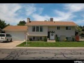 Home for sale at 1249 N 685  West, Orem, UT 84057. Listed at 274900 with 4 bedrooms, 3 bathrooms and 2,164 total square feet