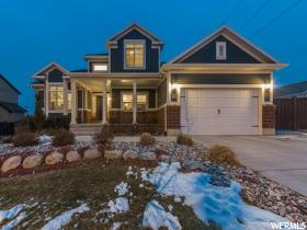 Home for sale at 456 W 2600 North, Lehi, UT 84043. Listed at 469900 with 7 bedrooms, 4 bathrooms and 3,997 total square feet
