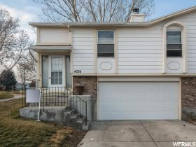 Home for sale at 4236 Winfield Rd, Taylorsville, UT 84123. Listed at 135000 with 3 bedrooms, 2 bathrooms and 1,506 total square feet