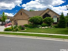 Home for sale at 1237 W Spring Meadow Ln, Kaysville, UT 84037. Listed at 535000 with 5 bedrooms, 3 bathrooms and 4,134 total square feet
